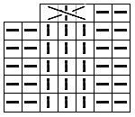 Схема выполнения элемента