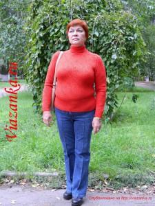 Ажурный свитер_Общий вид 3