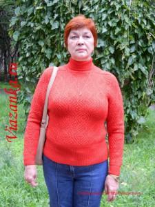 Ажурный свитер_Общий вид 2