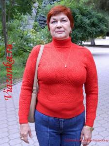 Ажурный свитер_Общий вид 4