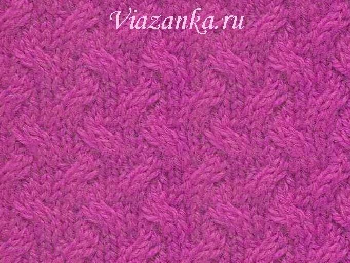 Как называется плетёный узор