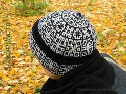 shapka_s_lenivy`mi_uzorami_2