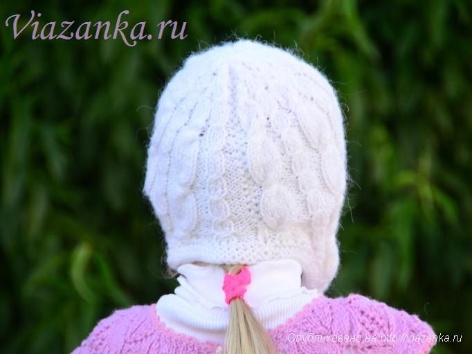шапочка с ушками 2
