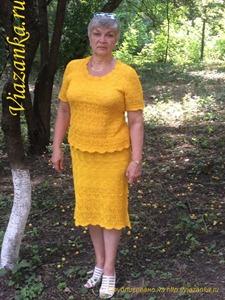 ажурная юбка 1
