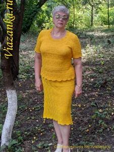 ажурная юбка 4